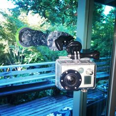 The #Gerp makes a great suction #mount for #Gopro #Cameras
