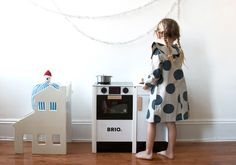 coos & ahhs: BRIO play kitchen
