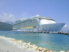 Oasis of the Seas-Royal Caribbean Ship
