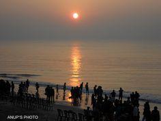 puri sea beach/orissa