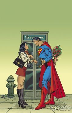 Variant cover by Jose Luis Garcia-Lopez for Superman Unchained #1