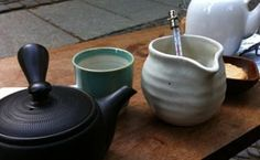 Tea brewing for geeks: When the thermometer drops to 70 degrees, it's time to pour the water. Photo: Berlinow