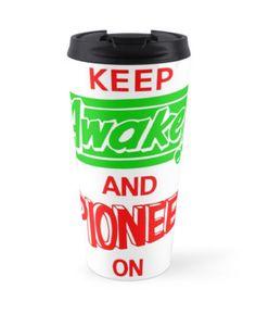 Keep Awake and Pioneer On by simplysyren