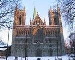 Nidaros Cathedral in Trondheim Review - http://www.traveladvisortips.com/nidaros-cathedral-in-trondheim-review/