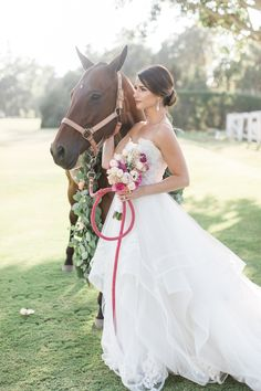 This is a must see for brides! Are you looking for wedding planning inspiration? Well you are in luck because I am obsessed with this Romantic Polo-Inspired styled shoot by Jane Alexandra Events. You have to see the photos of the engagement ring and bright coral cake! It's stunning! This is a horse lovers dream wedding and the photography is amazing! This is all about a modern wedding that is perfect for SoCal Brides! #weddings #weddingplanning #socalweddings #engaged #bride