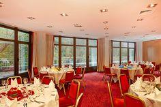 Festsaal / Banquet hall | RAMADA Hotel Bad Soden