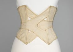 Beachwear corset, ma