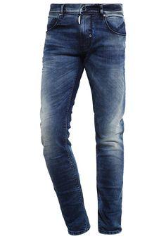 Antony Morato Jeans Slim Fit blue denim Bekleidung bei Zalando.de | Material Oberstoff: 98% Baumwolle, 2% Elasthan | Bekleidung jetzt versandkostenfrei bei Zalando.de bestellen!