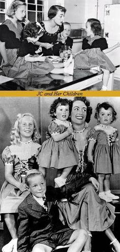 JC and her children