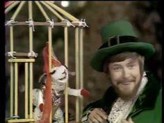 THE IRISH ROVERS 1971 Christmas with Shari Lewis.