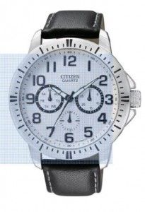 Citizen Quartz Day-Date Sports Men's Watch - AG8310-08A | Citizen Watches For You And Her