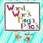 Word Work Pack In this pack you will find lots of fun word work activities to use during Daily 5, spelling practice or independent seat work time. ...