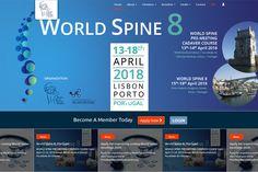 "WORLD SPINAL COLUMN SOCIETY Σχεδιασμός και κατασκευή δυναμικής ιστοσελίδας για τον Παγκόσμιο Οργανισμό Σπονδυλικής Στήλης worldspinalcolumn.org. Όλες οι σελίδες που κατασκευάστηκαν για τα μέλη, την αποστολή, Discussion & Consultant, forum με την ""Περίπτωση του μήνα"", World Spine συναντήσεις, μαθήματα, εκδηλώσεις κ.ά., είναι διαχειρίσιμες από εύχρηστο και φιλικό διαχειριστικό εργαλείο custom admin panel."