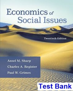 Analysis for financial management 11th edition solutions manual by economics of social issues 20th edition sharp test bank test bank solutions manual fandeluxe Choice Image
