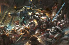 Imperium (Империум) :: Warhammer 40000 :: сообщество фанатов / красивые картинки и арты, гифки, прикольные комиксы, интересные статьи по теме.