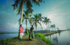 Image may contain: 1 person, standing, sky, cloud, tree, ocean, outdoor and nature Pre Wedding Poses, Pre Wedding Photoshoot, Wedding Couples, Photo Background Images, Background For Photography, Photo Backgrounds, Kerala Wedding Photography, Wedding Couple Poses Photography, Romantic Love Images