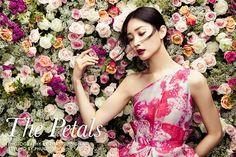 Kwak Ji Young for Phuong My by Zhang Jingna