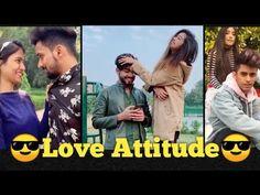 Love Attitude😎, cute 😘😘couple goal || viral tik tok video||💑💑 - YouTube Cute Couples Goals, Couple Goals, Ek Villain, Yash Raj Films, Tik Tok, Attitude, Album, Songs, Hot