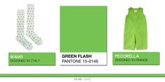 Green Flash Pantone 2016