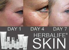 #herbalife #skin #resultado en solo 7 días