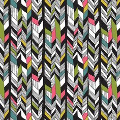 Pattern by San Francisco-based artist Lisa Congdon