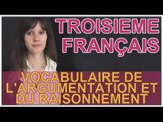 Tout savoir sur l'écrit argumentatif en troisième ! Plus de vidéos et d'exercices sur http://www.lesbonsprofs.com/troisieme#!francais-3e/expression-ecrite-1