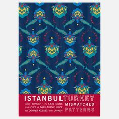Istanbul Turkey Print, $15, now featured on Fab.