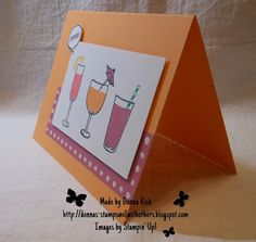 Enjoy some cool summer drinks with Mixed Drinks - see more at Stamps Well With Others