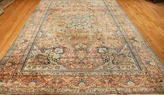 Rug 115526 Kerman - Safavieh Rugs - Antique Rugs - Wool Rugs - Area Rugs - Runner Rugs