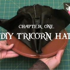 Diy tricorn hat
