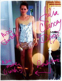 I'm addicted to Bethany Joy Galeotti's Wardrobe Wednesday. #goregousoutfit