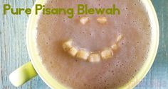 Pure Pisang Blewah :: Klik link di atas untuk mengetahui resep pure pisang blewah