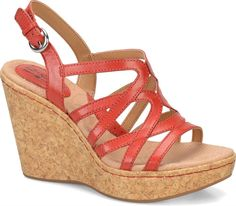 B.O.C. Born Concept Women's Nilsa Platform Wedge Sandal -- You can find out more details at the link of the image.