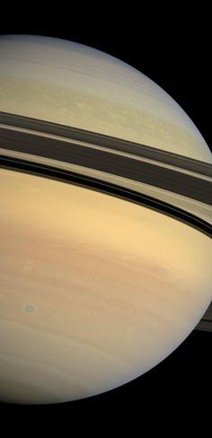 Saturn - NASA/JPL
