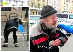 This Homeless Gets $1000 As A Reward For His Honesty #Prank