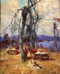 Stepan Kolesnikov - An Afternoon Rest Alo