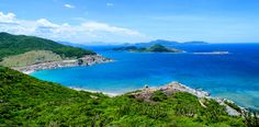 Vietnam travel - Binh Hung Island is like a raw pearl of marine tourism industry in Vietnam.