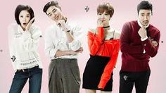 She Was Pretty Género: Romance, Comedia Episodios: 16 Cadena: MBC País: Corea del Sur Período de emisión: 16-Septiembre-2015 al 11-Noviembre-2015 Horario: Miércoles y Jueves 22:00 Hwang Jung Eum como Kim Hye Jin Park Seo Joon como Ji Sung Joon  Go Joon Hee como Min Ha Ri  Choi Si Won como Kim Si Hyuk