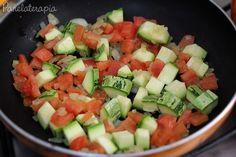 PANELATERAPIA - Blog de Culinária, Gastronomia e Receitas: Abobrinha Mediterrânea