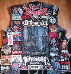 new battlejacket! | TShirtSlayer TShirt and BattleJacket Gallery