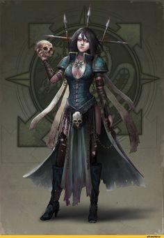 fandoms, cultist, Alena Busygina, Alpha Legion, Warhammer 40000, warhammer40000, warhammer40k, warhammer 40k, wha, forty thousandths, Chaos cultists, Chaos (Wh 40000)