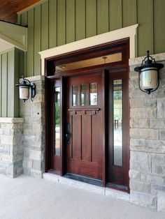 Gel Stained Pella Entry Doors Home Design Ideas, Pictures, Remodel ...