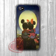 Romantic Mickey Minnie - Fzia for iPhone 4/4S/5/5S/5C/6/ 6+,samsung S3/S4/S5,samsung note 3/4