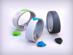 Awesome fitness and health monitoring bands.