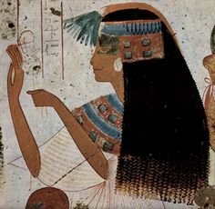 The extent to which the ancient history of Egypt was recorded by their artists is remarkable. Ancient Egyptian art displays a vivid representation of the Egyptian's lifestyle Ancient Egyptian Art, Ancient History, Art History, Egyptian Hair, Egyptian Mythology, Egyptian Goddess, European History, Ancient Aliens, Ancient Greece