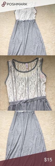 Xhilaration maxi dress Excellent condition, never worn. Xhilaration Dresses