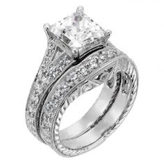 Engagement Rings | Vintage | Valencia Engagement Ring
