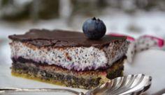 Troll a konyhámban: Csokis mákos krémes - paleo