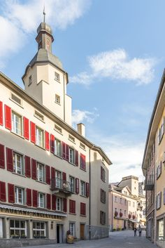 Altstadt Brig Wallis, Mansions, House Styles, Day Trips, Swiss Guard, Old Town, Explore, Nice Asses, Manor Houses
