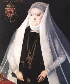 Anna Jagiellon, 1595, by Marcin Kober